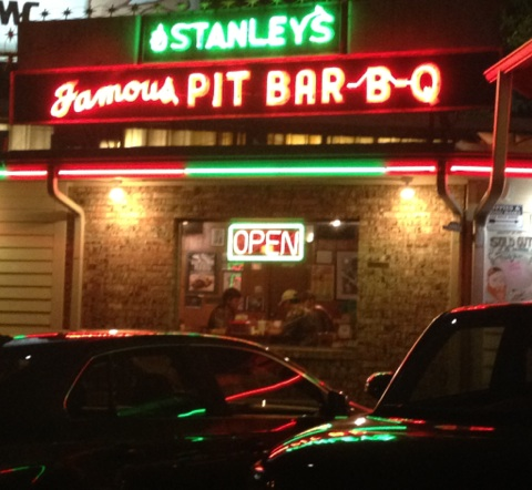Get smoked this weekend at Stanley's