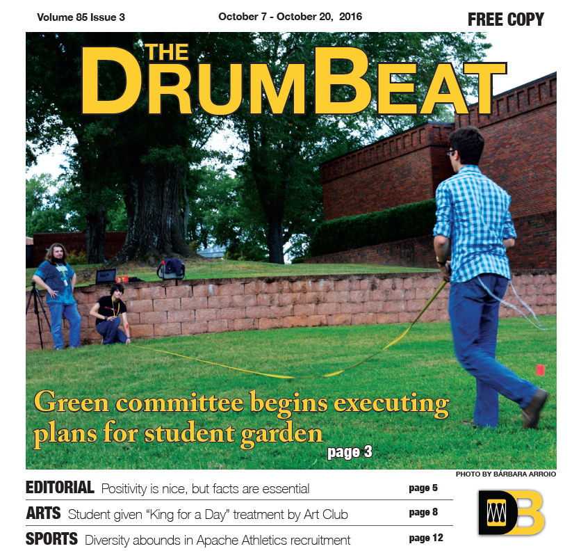 The DrumBeat Digital Edition: Issue 3