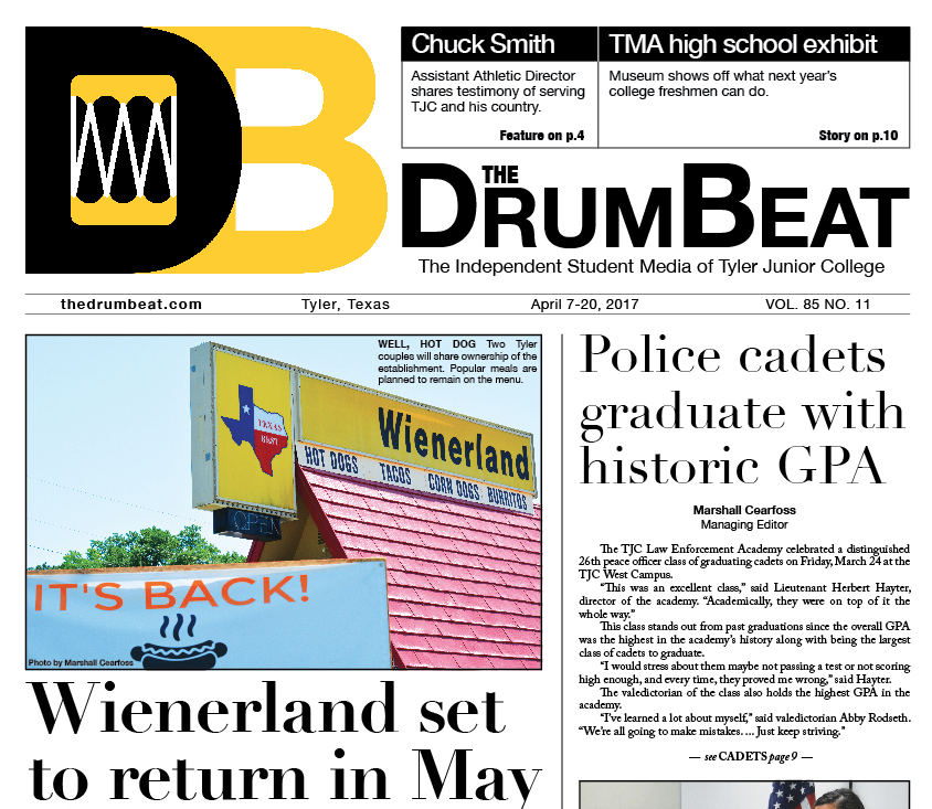 The DrumBeat Digital Edition: Issue 11