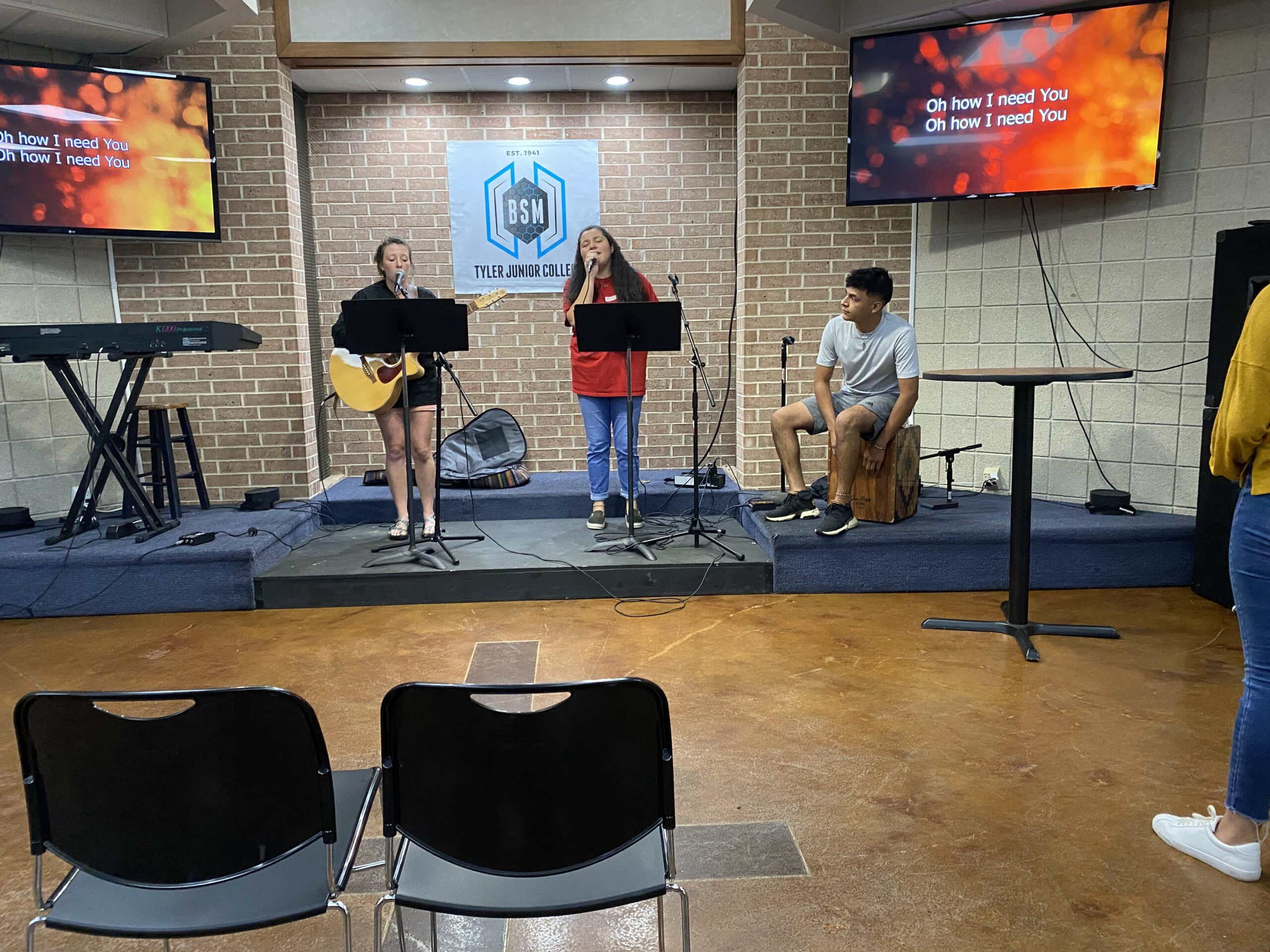 Baptist Student Ministry provides a Christ-centered community